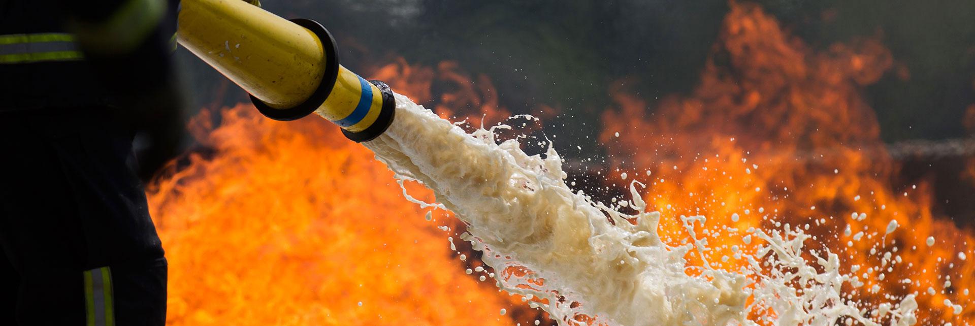 Fire Foam Newrita