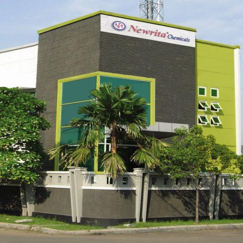 Kantor Pusat Newrita Chemical