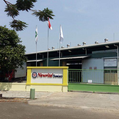 Pabrik Newrita Chemical
